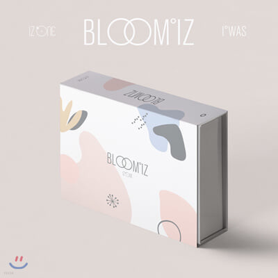 아이즈원 (IZ*ONE) 1집 - BLOOM*IZ [I*WAS ver.]