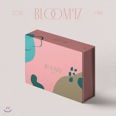 아이즈원 (IZ*ONE) 1집 - BLOOM*IZ [I*AM ver.]