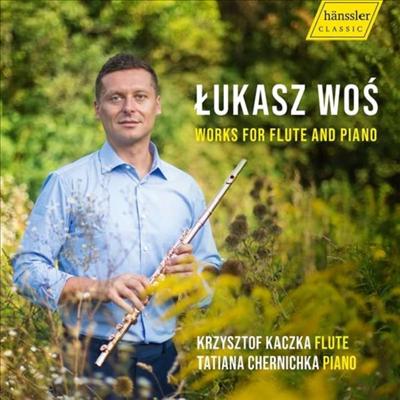 보시: 플루트와 피아노를 작품집 (Wos: Works for Flute & Piano) - Krzysztof Kaczka