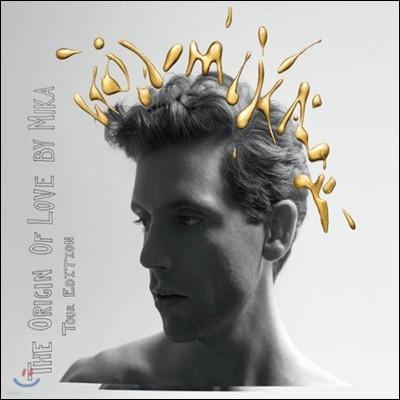 Mika (미카) - 3집 The Origin Of Love (Tour Edition) [CD+DVD]