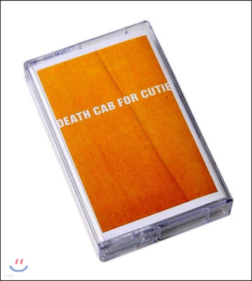 Death Cab for Cutie (데스 캡 포 큐티) - The Photo Album [카세트테이프]