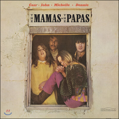 The Mamas & The Papas (마마스 앤 파파스) - The Mamas & the Papas [LP]