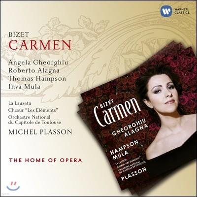 Angela Gheorghiu / Michel Plasson 비제: 카르멘 - 안젤라 게오르규, 미쉘 플라송 (Bizet : Carmen)