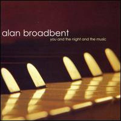 Alan Broadbent - You & The Night & The Music (CD)