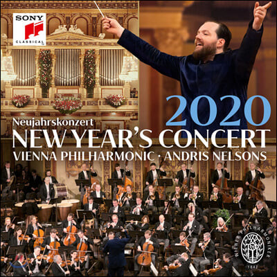 Andris Nelsons 2020 빈 신년음악회 - 안드리스 넬슨스, 빈필 (New Year's Concert 2020) [3LP]