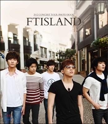 에프티아일랜드 2012 Concert Tour Photo Book