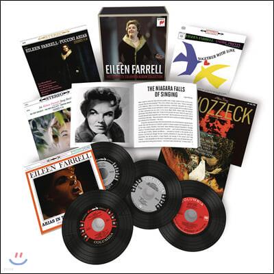 에일린 파렐 탄생 100주년 기념 콜롬비아 녹음 전집 (Eileen Farrell - The Complete Columbia Album Collection)