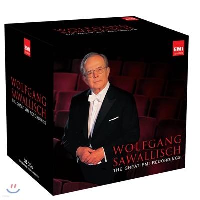 Wolfgang Sawallisch 볼프강 자발리쉬 EMI 레코딩 전집 (The Great EMI Recording 33CD)
