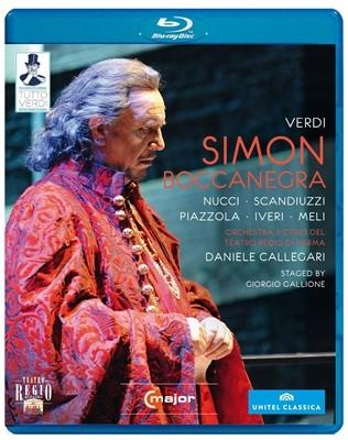 Daniele Callegari 베르디: 시몬 보카네그라 (Verdi: Simon Boccanegra)