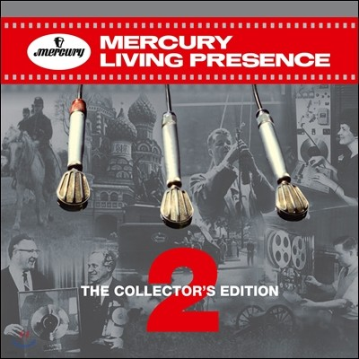 Mercury Living Presence Vol. 2 - The Collector's Edition 머큐리 리빙 프레즌스 2집 (6LP 한정반)