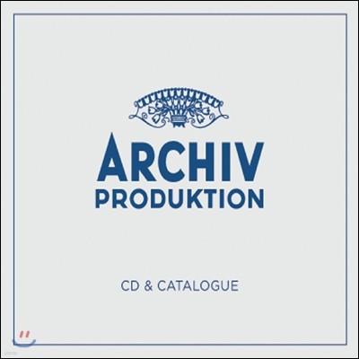 아르히프 1947-2013 (CD + 카탈로그 한정반)
