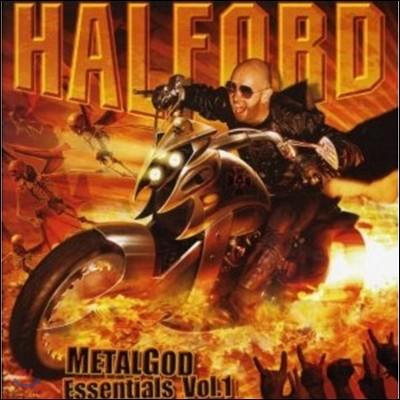 Halford - Metal God Essentials Vol.1 (Deluxe Edition)