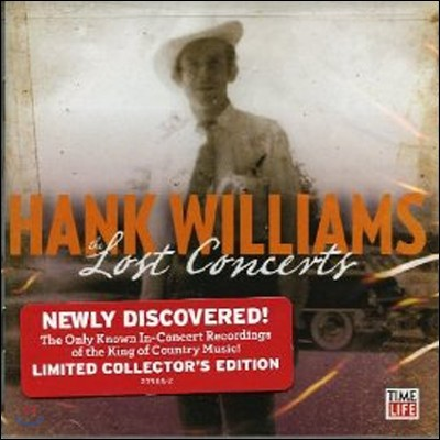 Hank Williams - The Lost Concerts