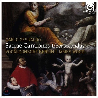 James Wood 카를로 제수알도: 종교집 제 2권 (Carlo Gesualdo: Sacrae Cantiones)