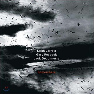 Keith Jarrett Trio - Somewhere