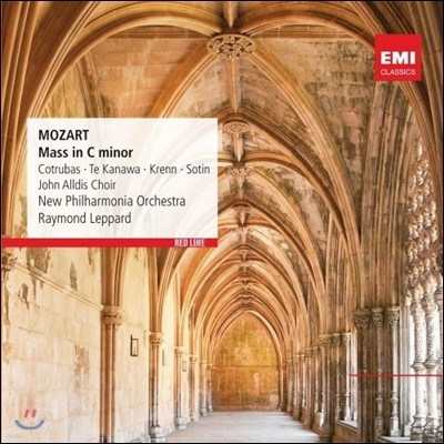 Raymond Leppard 모차르트 : 미사 C단조 (Mozart: Mass in C minor, K427 'Great')