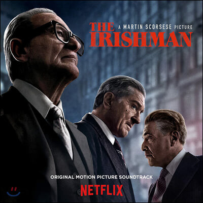 아이리시맨 영화음악 (The Irishman Original Motion Picture Soundtrack) [2LP]