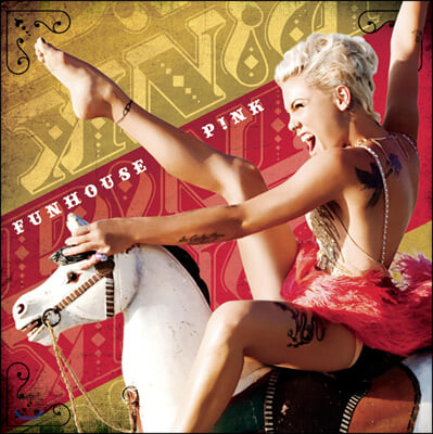 P!nk (핑크) - 5집 Funhouse [2LP]