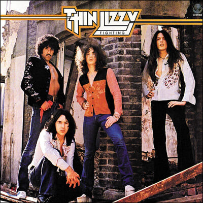 Thin Lizzy (씬 리지) - Fighting [LP]