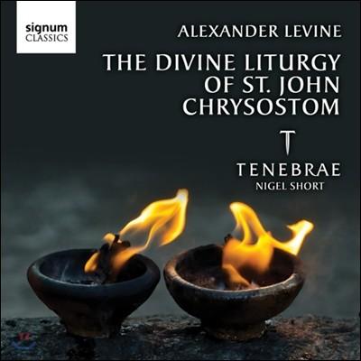 레빈느 : The Divine Liturgy of St John Chrysostom - 테네브레, 니겔 쇼트