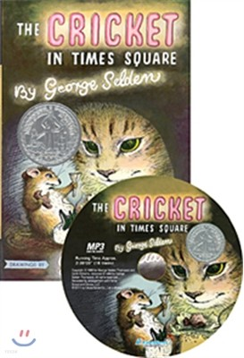 The Cricket in Times Square (Book & MP3 CD)