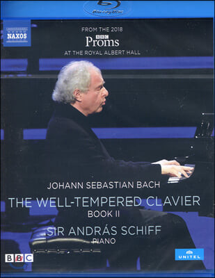 Andras Schiff 바흐: 평균율 클라비어곡집 2권 (Bach: The Well-Tempered Clavier, Book II)