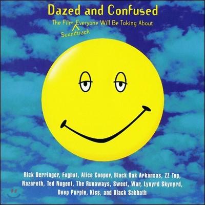 라스트 스쿨데이 [데이즈드 앤드 컨퓨즈드] 영화음악 (Dazed & Confused OST) [Limited Edition Green 2 LP]