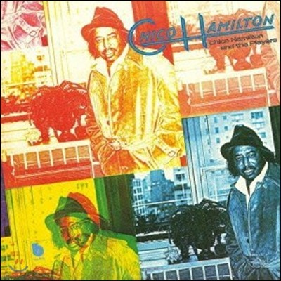 Chico Hamilton - Hamilton And Players