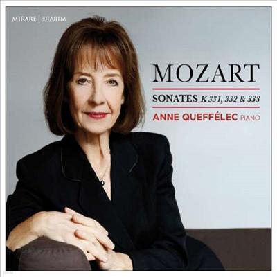 모차르트: 피아노 소나타 11, 12 & 13번 (Mozart: Piano Sonatas Nos.11, 12 & 13) - Anne Queffelec