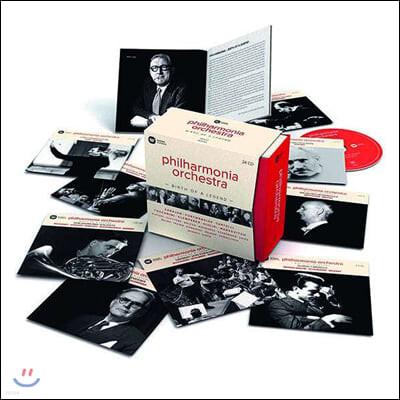 필하모니아 오케스트라 초기 녹음 모음집 (Philharmonia Orchestra - Birth of a Legend)