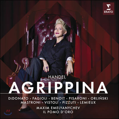 Joyce DiDonato 헨델: 오페라 '아그리피나' (Handel: Agrippina)
