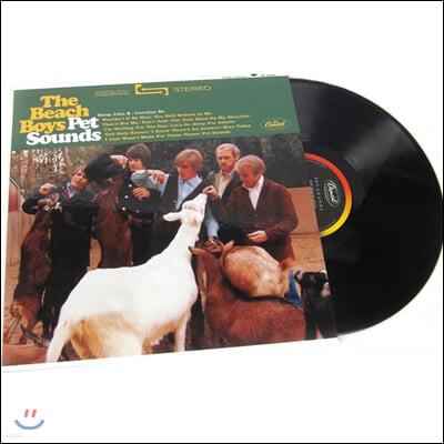 The Beach Boys (비치 보이스) - Pet Sounds [LP]
