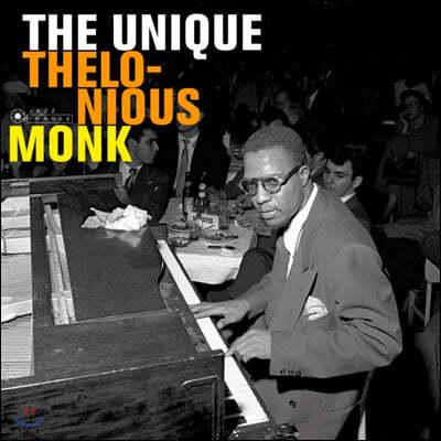 Thelonious Monk (텔로니어스 몽크) - The Unique Thelonious Monk [LP]