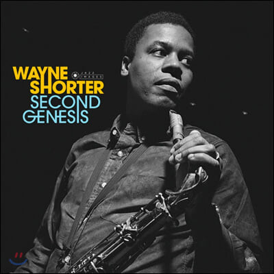 Wayne Shorter (웨인 쇼터) - Second Genesis [LP]