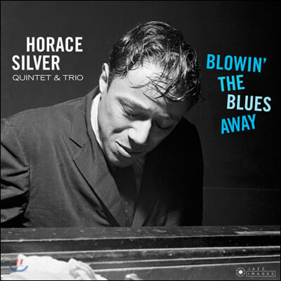 Horace Silver (호레이스 실버) - Blowin' the Blues Away [LP]