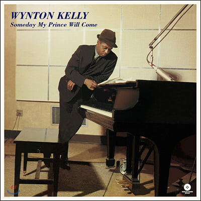 Wynton Kelly Trio (윈튼 켈리 트리오) - Someday My Prince Will Come [LP]