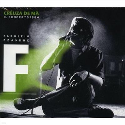 Fabrizio De Andre - Creuza De Ma: Il Concerto1984