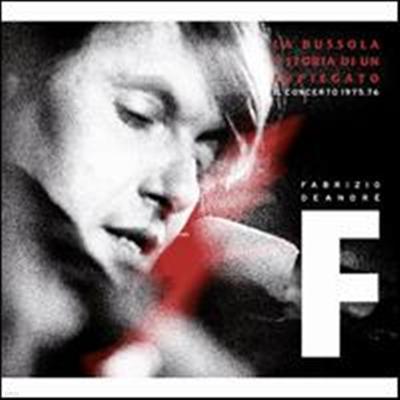 Fabrizio De Andre - Bussola E Storia Di Un Impiegato: Il Concerto 1975/ 1976 (2CD)
