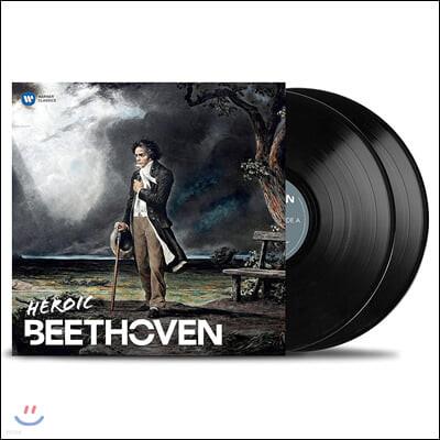 베토벤 탄생 250주년 기념 베스트 앨범 (Heroic Beethoven)[2LP]