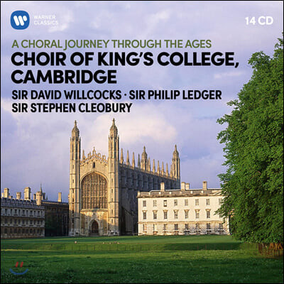 킹스 컬리지 합창음악 모음집 (Choir of King's College, Cambridge - A Choral Journey Through The Ages)