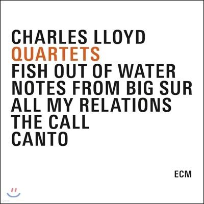 Charles Lloyd - Quartets