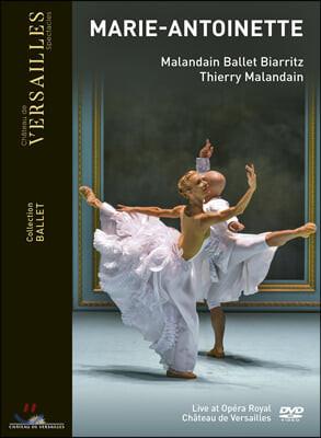 Thierry Malandain 티에리 말랑댕: 하이든 교향곡에 의한 발레 '마리 앙투아네트'