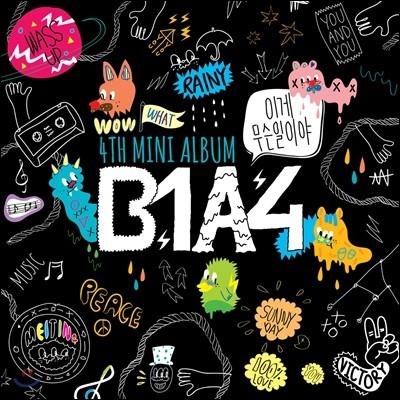 B1A4 - 4th 미니앨범 : 이게 무슨 일이야