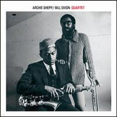 Archie Shepp/Bill Dixon Quartet - Quartet (Bonus Tracks)