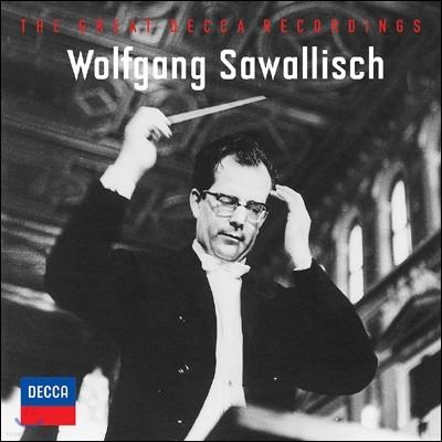 Wolfgang Sawallisch - The Great Decca Recordings 볼프강 자발리쉬 데카 레코딩 전집 (25CD)