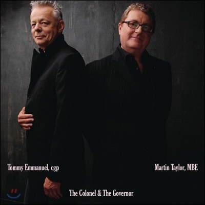 Tommy Emmanuel & Martin Taylor - The Colonel & The Governor