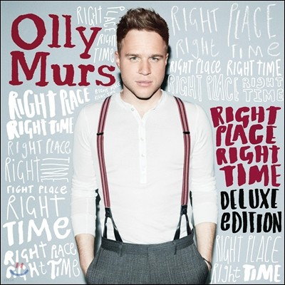 Olly Murs - Right Place, Right Time (Deluxe Edition)