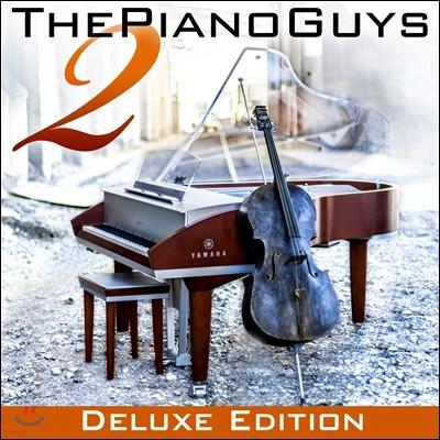 The Piano Guys 2 - 피아노 가이즈 [CD+DVD 디럭스 에디션]