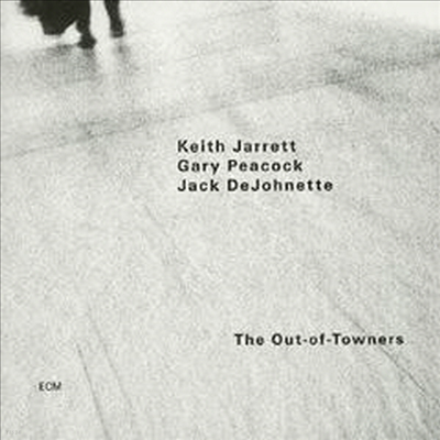 Keith Jarrett Trio - Out Of Towners (Ltd. Ed)(UHQCD)(일본반)