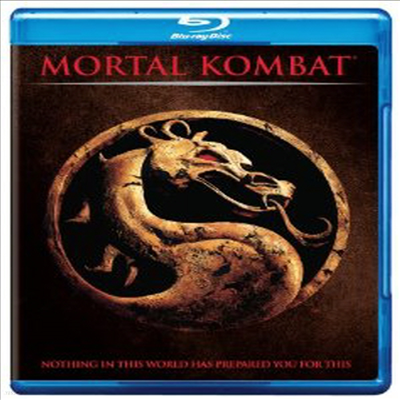 Mortal Kombat (모탈 컴뱃) (한글무자막)(Blu-ray) (2011)
